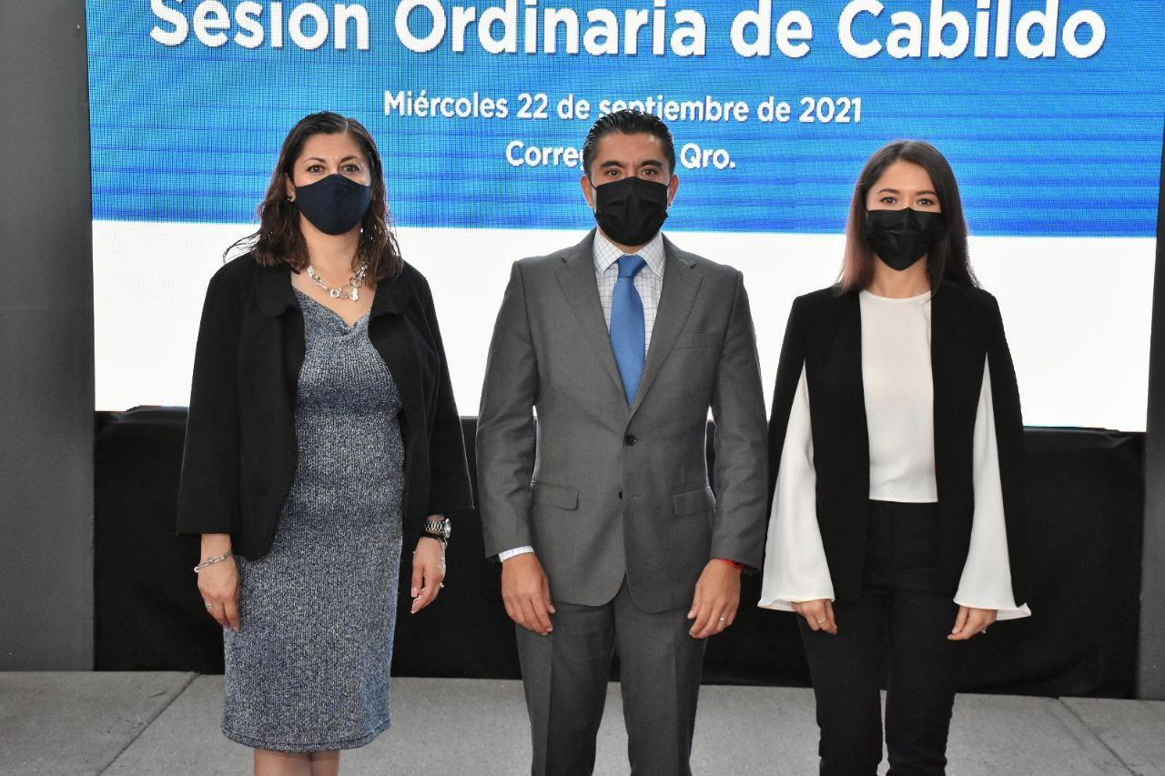 Corregidora ya cuenta con Secretaría de la Mujer, el alcalde Roberto Sosa realizó nuevos nombramientos